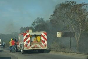 Incendios Acayucan.