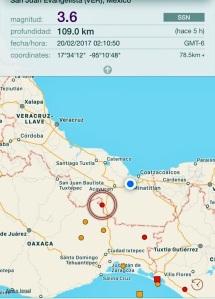Temblor en Sayula.