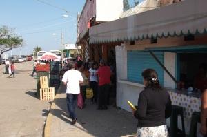 Sin agua los habitantes de villa Allende.