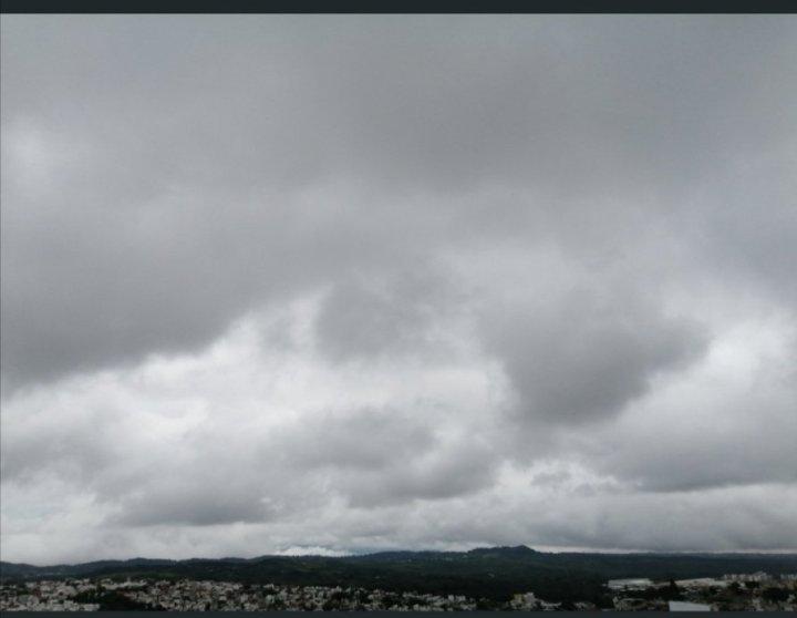 lluvia en Xalapa.